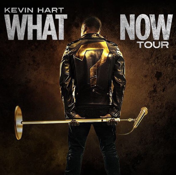 Kevin Hart - What Now Tour