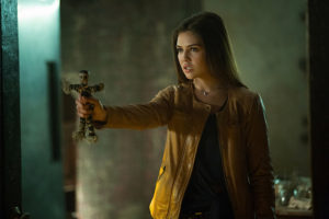 "The Originals -- ""No More Heartbreaks"" -- Image Number: OG318a_0353.jpg -- Pictured: Danielle Campbell as Davina -- Photo: Bob Mahoney/The CW -- © 2016 The CW Network, LLC. All rights reserved."