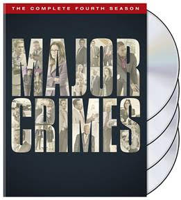 Major Crimes S4 DVD