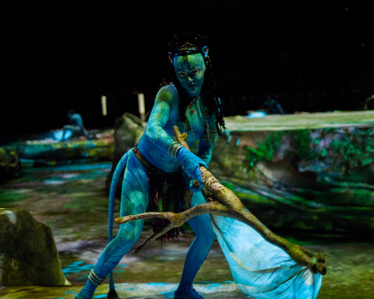 Picture credit : Errisson Lawrence © 2015 Cirque du Soleil