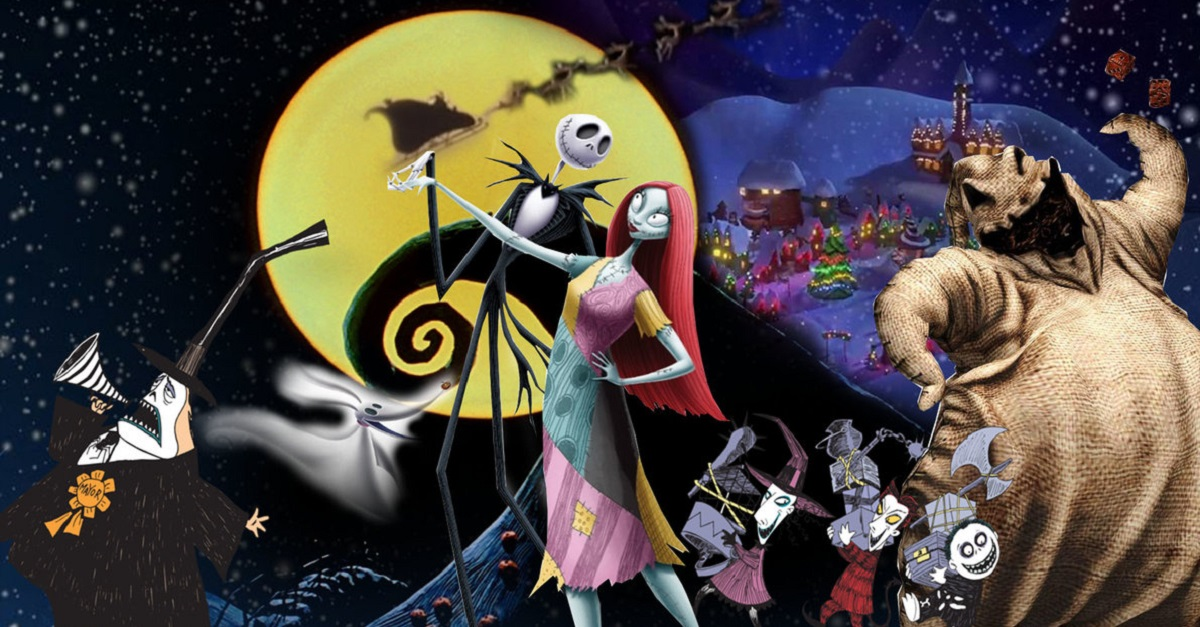 baltimore symphony presents the nightmare before christmas