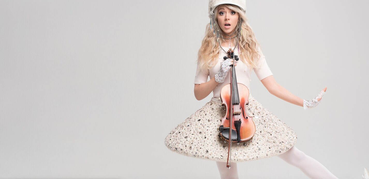 Lindsey Stirling Christmas Album.Thanks To Lindsey Stirling I M Finally In The Holiday