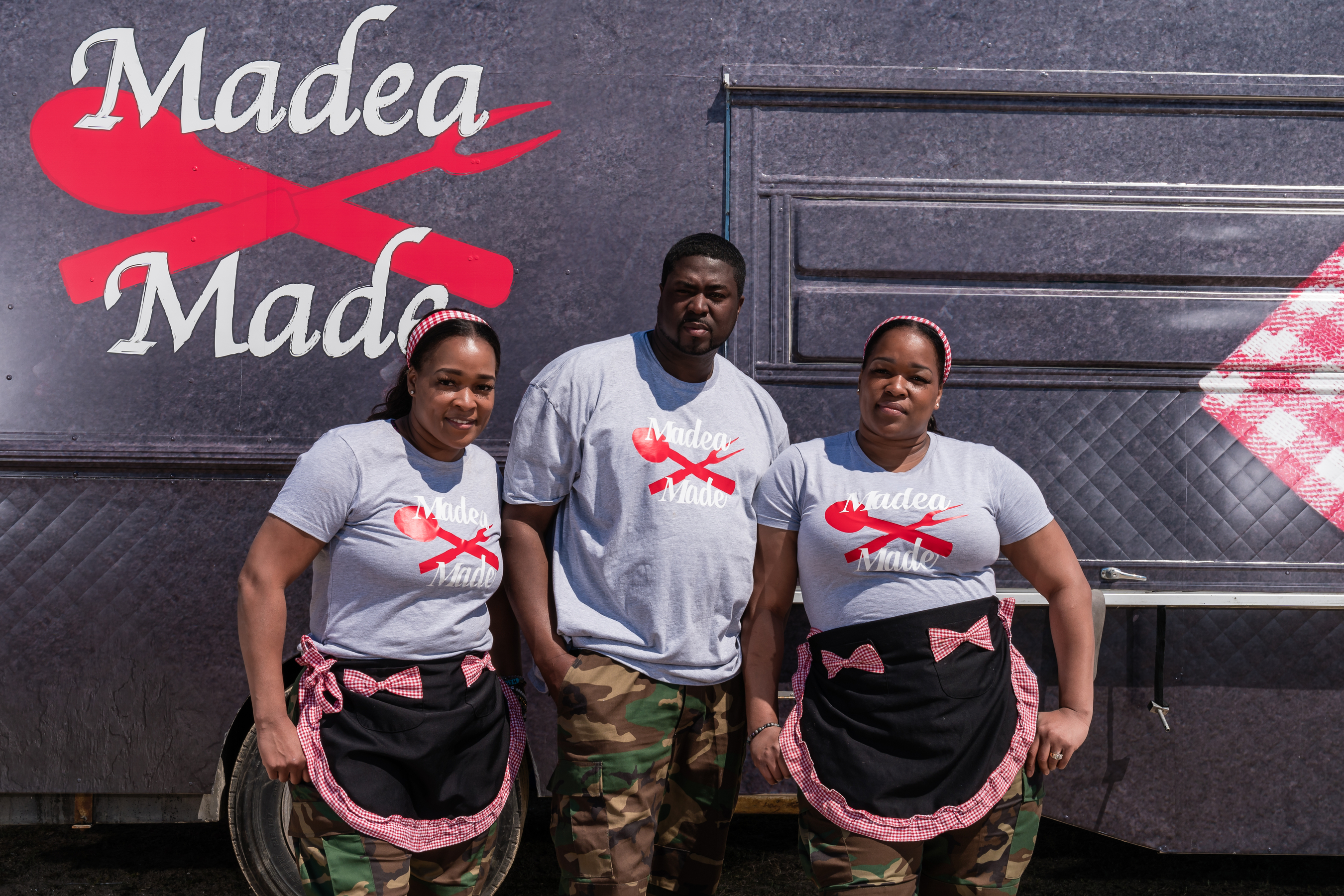 Madea Made Enters the Great Food Truck Race |